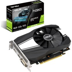 ASUS GeForce GTX 1660 SUPER 6GB Phoenix Boost Graphics Card found on Bargain Bro UK from CCL COMPUTERS LIMITED