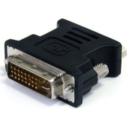 StarTech.com DVI to VGA Cable Adaptor M/F Black (10 of Pack) found on Bargain Bro UK from CCL COMPUTERS LIMITED