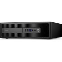 HP EliteDesk 800 G2 Small Form Factor PC Core i5 (6500) 3.2GHz 8GB 256GB SSD DVD±RW LAN Windows 7 Pro+Media Upgrade to Windows 10 Pro (HD Graphics 530) found on Bargain Bro UK from CCL COMPUTERS LIMITED