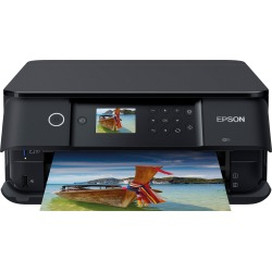 Epson Expression Premium XP-6100 Wireless Multifunction Inkjet Printer in Black found on Bargain Bro UK from CCL COMPUTERS LIMITED
