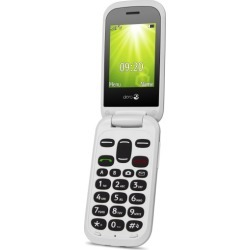 Doro 2404 (2.4 inch) 0.3MP Mobile Phone (Black/White) found on Bargain Bro UK from CCL COMPUTERS LIMITED