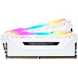 Corsair Vengeance RGB PRO Light Enhancement Kit - 2 x Dummy DDR4 Memory Modules with Addressable RGB LEDs (White)