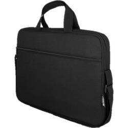 Urban Factory Nylee (15.6 inch) Toploading Laptop Case (Black) found on Bargain Bro UK from CCL COMPUTERS LIMITED