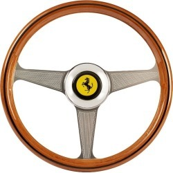 Thrustmaster Ferrari 250 GTO Wheel Add-On found on Bargain Bro UK from CCL COMPUTERS LIMITED