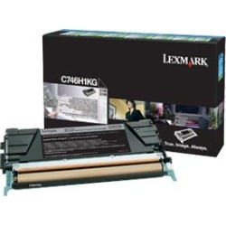 Lexmark (High Yield: 12,000 Pages) Black Toner Cartridge for C746/C748 Printers found on Bargain Bro UK from CCL COMPUTERS LIMITED