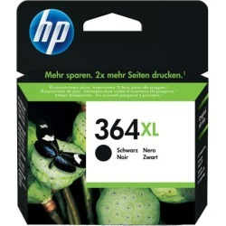 HP 364XL Black Ink Cartridge (Yield 550 Pages) for Deskjet 3070A/Officejet 4620/Photosmart 5510/5514/6510/7510/Photosmart Plus Printers found on Bargain Bro UK from CCL COMPUTERS LIMITED