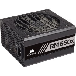 Corsair RM650x 650W Power Supply 80 Plus Gold found on Bargain Bro from CCL COMPUTERS LIMITED for £109