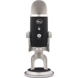 Blue Microphones Yeti Pro USB Microphone (Silver/Black) found on Bargain Bro UK from CCL COMPUTERS LIMITED for $314.66