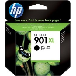 HP 901XL (Yield 700 Pages) Black Officejet Ink Cartridge for Officejet 4500/4500 Wireless All-in-One Printers found on Bargain Bro UK from CCL COMPUTERS LIMITED