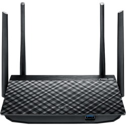 ASUS RT-AC58U 4-port Wireless Cable Router with USB found on Bargain Bro UK from CCL COMPUTERS LIMITED for $119.30
