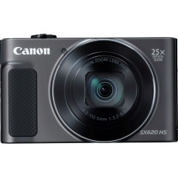 Canon PowerShot SX620 HS (21.1MP) Digital Camera 25x Optical Zoom 3.0 inch LCD Screen with WiFi (Black) found on Bargain Bro UK from CCL COMPUTERS LIMITED