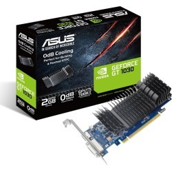 ASUS GeForce GT 1030 2GB Boost Graphics Card found on Bargain Bro UK from CCL COMPUTERS LIMITED