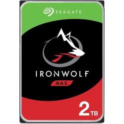 "Seagate IronWolf 2TB SATA III 3.5"" Hard Drive - 5900RPM, 64MB Cache"
