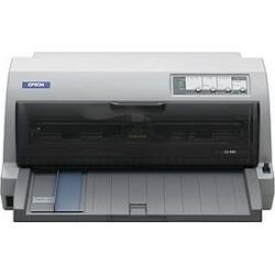 Epson LQ-690 24-pin Flatbed Dot Matrix Printer found on Bargain Bro UK from CCL COMPUTERS LIMITED