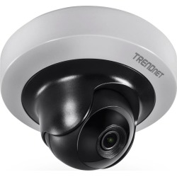 TRENDnet (2MP) IR Mini Network Camera 1080p WDR Pan/Tilt PoE Indoor Day/Night (Silver) V1.0R found on Bargain Bro UK from CCL COMPUTERS LIMITED