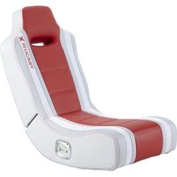 X Rocker Hydra 2.0 Floor Rocker Gaming Chair (Red)