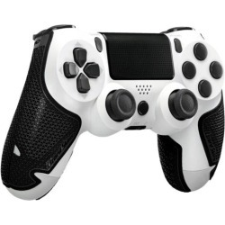 Lizard Skins DSP Controller Grip for Playstation 4 Grip in Jet Black found on Bargain Bro UK from CCL COMPUTERS LIMITED
