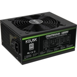 Kolink Continuum 1200W Power Supply 80 Plus Platinum found on Bargain Bro from CCL COMPUTERS LIMITED for £176
