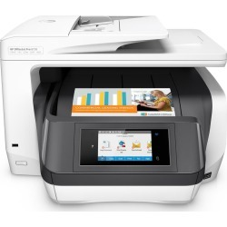 HP OfficeJet Pro 8730 (A4) Colour Inkjet All-in-One Wireless Printer (Print/Copy/Scan/Fax) 512MB 4.3 inch Colour LCD 24ppm ISO (Mono) 20ppm ISO (Colour) 30,000 (MDC)