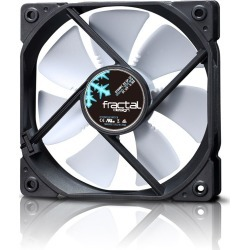 Fractal Design Dynamic X2 GP-12 (120mm) Computer Case Fan (Black/White) found on Bargain Bro UK from CCL COMPUTERS LIMITED