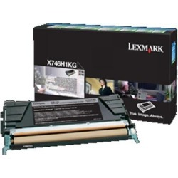 Lexmark Return Program (High Yield: 12,000 Pages) Black Toner Cartridge for X746/ X748 printers found on Bargain Bro UK from CCL COMPUTERS LIMITED