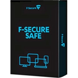F-Secure 1 Year SAFE Software - 1 Device Full License