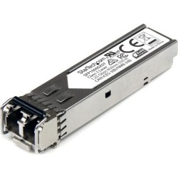 StarTech.com Gigabit Fiber SFP Transceiver Module 1000Base-SX, MM LC, MSA Compliant (550m) found on Bargain Bro UK from CCL COMPUTERS LIMITED