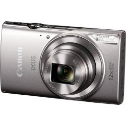 Canon IXUS 285 HS (3.0 inch Screen) Compact Digital Camera 12x Optical Zoom Wifi (Silver)