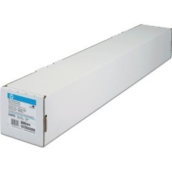 HP Universal (914mm x 45.7m) 80g/m2 Matte Inkjet Bond Paper (White) Pack of 1 Roll found on Bargain Bro UK from CCL COMPUTERS LIMITED
