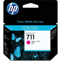 HP 711 (Volume: 29ml) Magenta Ink Cartridge found on Bargain Bro UK from CCL COMPUTERS LIMITED
