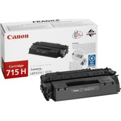 Canon 715H Black (Yield 7,000 Pages) Toner Cartridge found on Bargain Bro UK from CCL COMPUTERS LIMITED