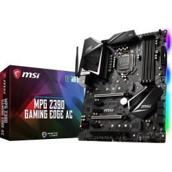 MSI MPG Z390 GAMING EDGE AC ATX Motherboard for Intel LGA1151 CPUs found on Bargain Bro UK from CCL COMPUTERS LIMITED
