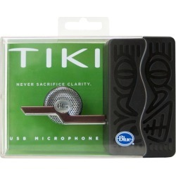 Blue Microphones Tiki Ultra Compact USB Microphone found on Bargain Bro UK from CCL COMPUTERS LIMITED for $58.22