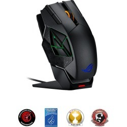 Asus ROG Spatha 8200dpi Wireless USB Optical Gaming Mouse found on Bargain Bro UK from CCL COMPUTERS LIMITED