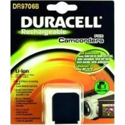 Duracell DR9706B (7.4V) 1640mAh Lithium-Ion Battery for Camcorders found on Bargain Bro UK from CCL COMPUTERS LIMITED