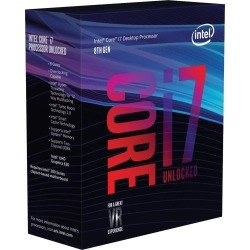 Intel Core i7 8700K 3.7GHz Hexa Core LGA1151 CPU found on Bargain Bro UK from CCL COMPUTERS LIMITED