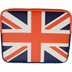 Urban Factory Neoprene (UK) Flag Sleeve for 10 inch Tablet found on Bargain Bro UK from CCL COMPUTERS LIMITED