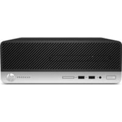 HP ProDesk 400 G5 Small Form Factor PC Core i3 (8100) 3.6GHz 8GB 256GB SSD DVD-Writer LAN Windows 10 Pro (UHD Graphics 630) found on Bargain Bro UK from CCL COMPUTERS LIMITED for $818.35