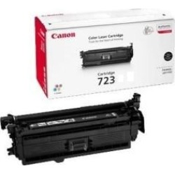 Canon 723 Black Toner Cartridge found on Bargain Bro UK from CCL COMPUTERS LIMITED