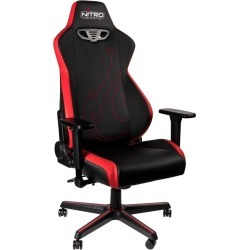 Nitro Concepts S300 EX Gaming Chair in Inferno Red