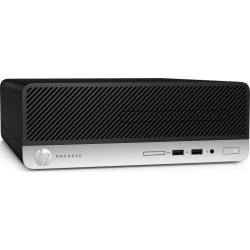 HP ProDesk 400 G6 PC, Intel Core i3, 8GB, DVD-RW, Windows 10 Pro found on Bargain Bro UK from CCL COMPUTERS LIMITED