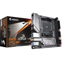 Gigabyte B450 I AORUS PRO WIFI ITX Motherboard for AMD AM4 CPUs found on Bargain Bro UK from CCL COMPUTERS LIMITED