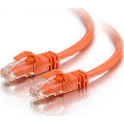 Cables to Go 1m Patch Cable (Orange)