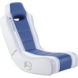 X Rocker Hydra 2.0 Floor Rocker Gaming Chair (Blue)