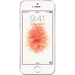 Apple iPhone SE (4 inch) 32GB 12MP Mobile Phone (Rose Gold)