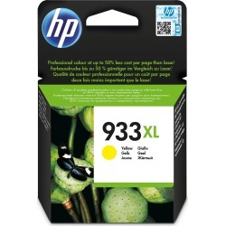 HP 933XL (Yield 825 Pages) High Yield Original Ink Cartridge (Yellow) found on Bargain Bro UK from CCL COMPUTERS LIMITED