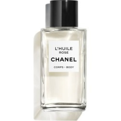 CHANEL L'HUILE ROSE Body Massage Oil