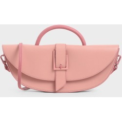 Elongated Saddle Bag found on GamingScroll.com from charleskeith.com US for $23.00