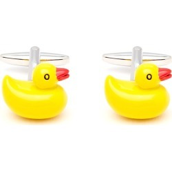 Rubber Duck Cufflinks found on MODAPINS from christys-hats.com for USD $36.92
