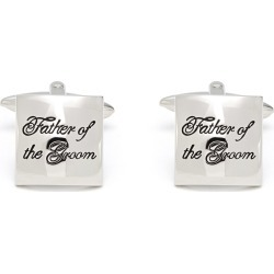 Father Of The Groom Cufflinks found on MODAPINS from christys-hats.com for USD $36.92